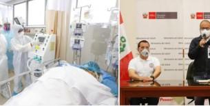 Minsa y la Universidad Nacional de Ingeniería pusieron en marcha ventilador mecánico FéniX para pacientes Covid-19