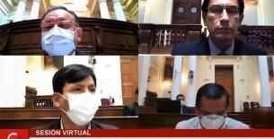 Martín Vizcarra: así fue la sesión de Fiscalización en la que el expresidente guardó silencio   AUDIO