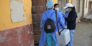 Lambayeque: Geresa inicia vacunación casa por casa contra la COVID-19