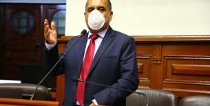 Congreso: comisión aprueba reelección de gobernadores y alcaldes