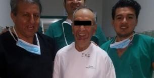 En el Hospital regional Virgen de Fátima de Chachapoyas se realizó una exitosa intervención quirúrgica