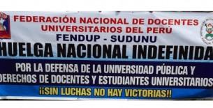 Carta 746: Reinicia huelga en las universidades públicas (19/11/19)