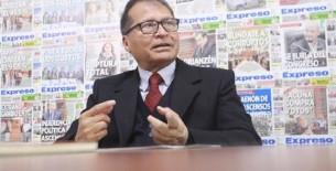 Marcos Ibazeta: Vemos el desprestigio del sistema de justicia