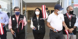 Gobierno entregó en San Martín 240 concentradores de oxígeno y más de 88,000 vacunas