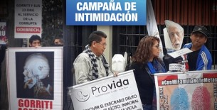 Colectivos conservadores y fujimoristas atacan a IDL