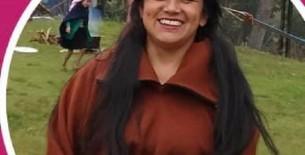 UNESCO y MALI premian con beca a gestora cultural de Amazonas, Judith Cruz Laserna (41 años), natural de Choctamal