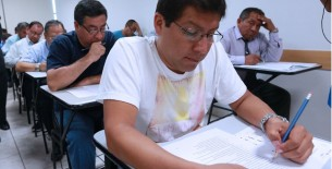 Más de 3,000 aspirantes a jueces y fiscales darán examen virtual en noviembre