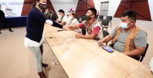 Ministra de Cultura: Reforzaremos articulación multisectorial en beneficio del pueblo indígena Kakataibo
