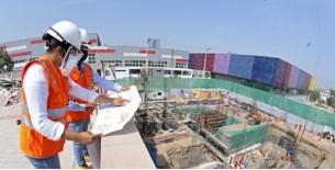 Así avanza la construcción del primer Centro Especializado en Medicina Deportiva del país a cargo del Proyecto Legado