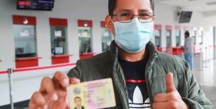 Amplían la prórroga de licencias de conducir vencidas a nivel nacional