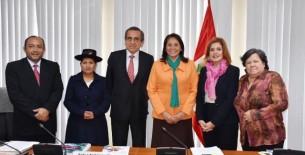 Alcaldes cumplirán rol fundamental en desarrollo infantil temprano, aseveró ministra Paola Bustamante