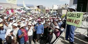 Mineras que incumplen compromisos podrían perder sus concesiones