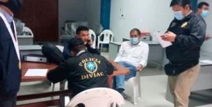 Detienen a gobernador regional de Ancash implicado en caso de corrupción