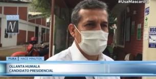 Ollanta sobre Antauro Humala: Ya ha pasado mucho tiempo en la cárcel