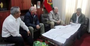 Complejo Deportivo Recreacional será construido en Pedro Castro Alva