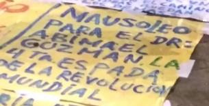 Policía detiene por apología del terrorismo a sujetos que hacían homenaje al terrorista Abimael Guzmán [VIDEO]