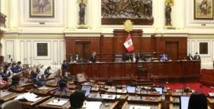 Congreso delega facultades al Ejecutivo por 45 días para temas referidos al covid-19