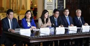 Presupuesto Público del año 2020 aumenta en 5.5%, priorizando la atención de siete intervenciones de políticas públicas