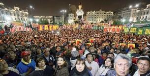 Pleno del Congreso rechaza moción de vacancia presidencial contra Martín Vizcarra