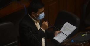 Congresista César Gonzáles renuncia a bancada de Somos Perú