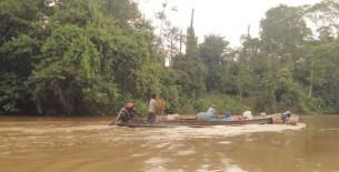 Ríos Huallaga, Marañón, Ucayali y Napo se encuentran en alerta naranja