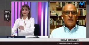 Roque Benavides sobre importación de dosis: Se trata de tener una mayor cobertura de vacunación