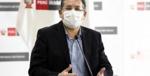 Rubén Vargas renunció al cargo de ministro del Interior