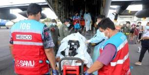 Minsa trasladó a Lima a cuatro menores y dos adultos tras accidente en comunidad nativa de Ucayali