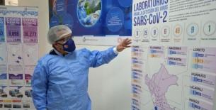 Minsa fortalece laboratorios nacionales y diagnóstico molecular en el país frente a la tercera ola