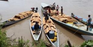 Wampís denuncian que sus líderes fueron secuestrados por taladores ecuatorianos