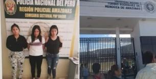 PNP captura en delito de flagrancia a suplantadores en examen desarrollado en la Universidad de Bagua y Fiscal los libera