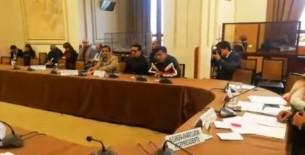Comisión de Energía y Minas en el Congreso de la República
