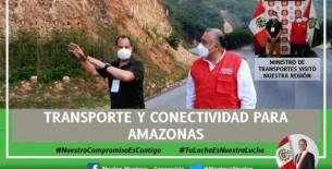 Transporte y conectividad para Amazonas