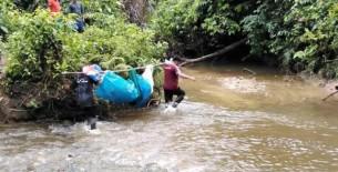 Enfermero sufre accidente en Imaza y solicitan helicóptero para su traslado al hospital de Bagua y/o Chiclayo