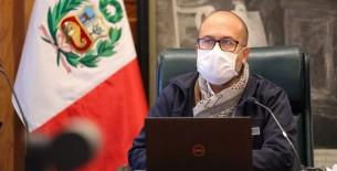 Víctor Zamora: Las probabilidades de un segundo rebrote en Lima son muy altas