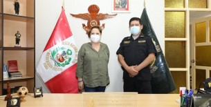 Ministra Rosario Sasieta anuncia creación de Whatsapp Contra la Violencia en Piura