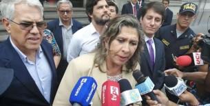 Zenaida Solís del Partido Morado plantea un pacto entre todas las bancadas del nuevo Congreso