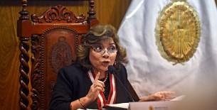 Fiscal de la Nación advierte acciones legales contra Karem Roca: La voy a querellar