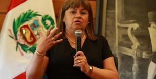 Zulema Tomás renuncia a ser ministra de Salud tras nueva denuncia